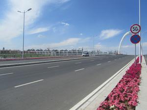 机场路至新火车站道路工程一期